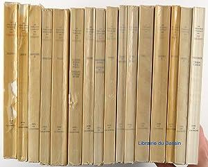 Théâtre complet de Jean Giraudoux 16 volumes: Jean Giraudoux