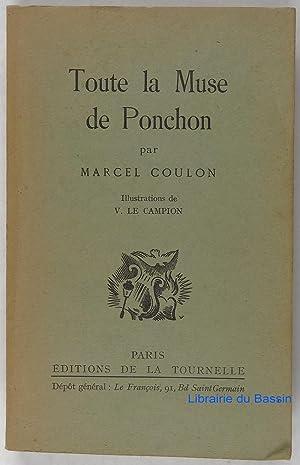 Toute la Muse de Ponchon: Marcel Coulon