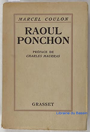 Raoul Ponchon: Marcel Coulon