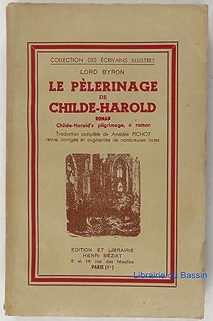 Le pèlerinage de Childe-Harold: Lord Byron