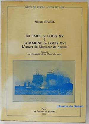 Du Paris de Louis XV à la: Jacques Michel