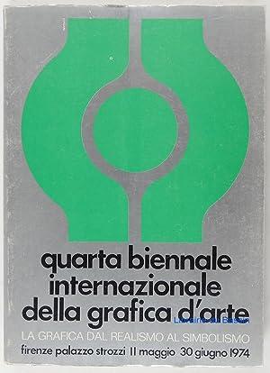 Quarta biennale internazionale della grafica d'arte /: Collectif