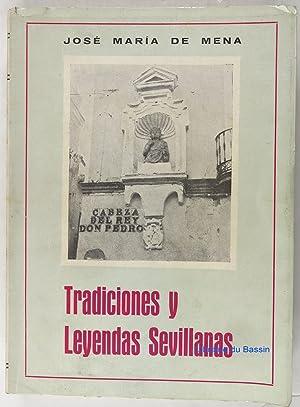 Tradiciones y leyendas Sevillanas: José Maria de