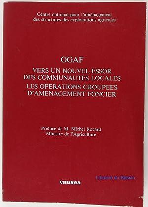 OGAF, vers un nouvel essor des communautés: Centre national pour