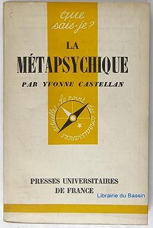 La métapsychique: Yvonne Castellan