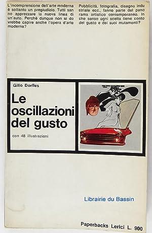 Le oscillazioni del gusto: Gillo Dorfles