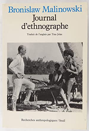 Journal d'ethnographe