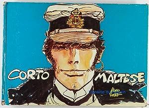 Corto Maltese 2 Têtes et champignons, La: Hugo Pratt