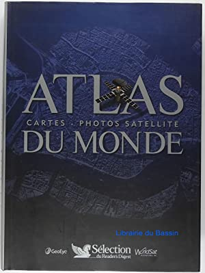 Atlas du Monde Cartes Photos satellite