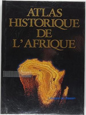Atlas historique de l'Afrique: J. F. Ade
