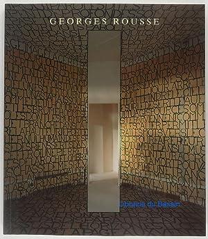 Georges Rousse: Démosthènes Davvetas Georges