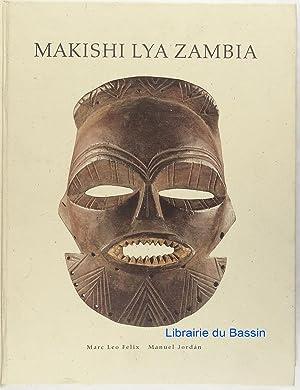 Makishi Lya Zambia Mask Characters of the: Marc Leo Felix
