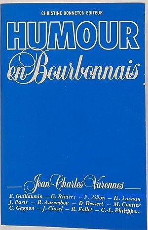 Humour en Bourbonnais: Jean-Charles Varennes