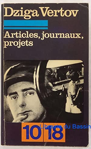 Articles journaux, projets
