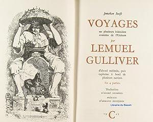 Voyages en plusieurs lointaines contrées de l'Univers: Jonathan Swift