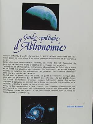 Guide pratique d'astronomie