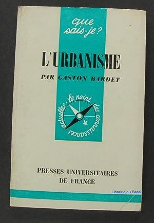 L'Urbanisme: Gaston Bardet