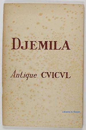 Djelila Antique Cuicul: Louis Leschi