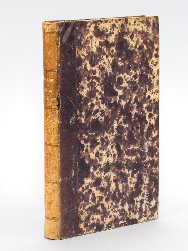 Poésies populaires latines antérieures au douzième siècle [ Edition originale ]