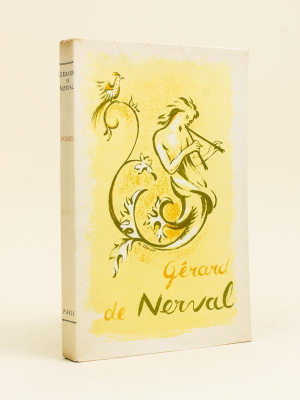 Poésies NERVAL, Gérard de ; (CLOUZOT, Marianne) [ ] [Softcover] (bi_12701605775) photo