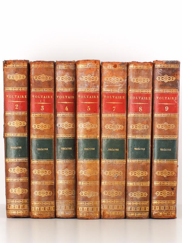 Oeuvres de Voltaire ; 2-3, 5-7, 9. Théâtre. T. 5 (Éd.1830) - Voltaire