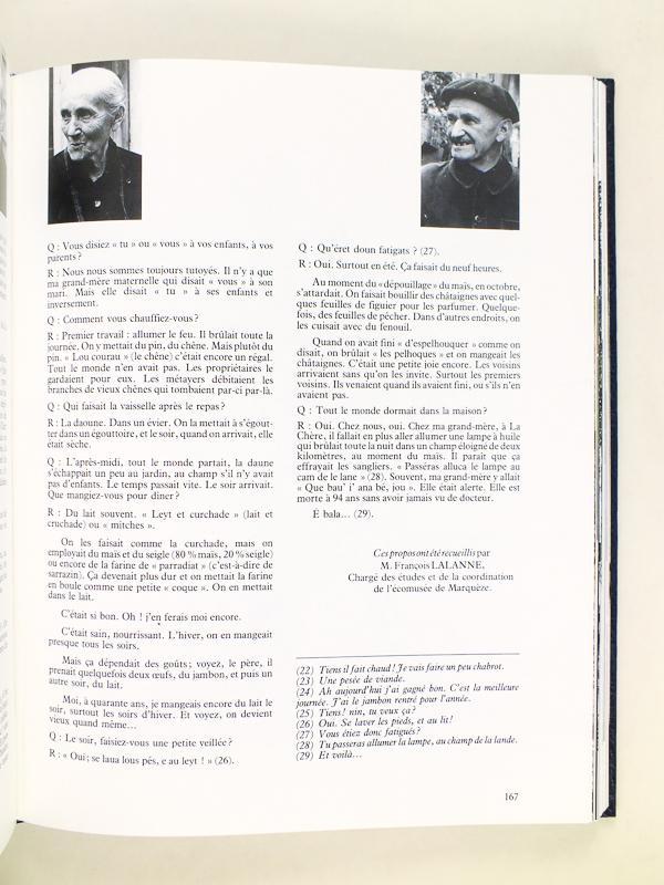 Gens des Landes: Collectif ; CHABAS, D.
