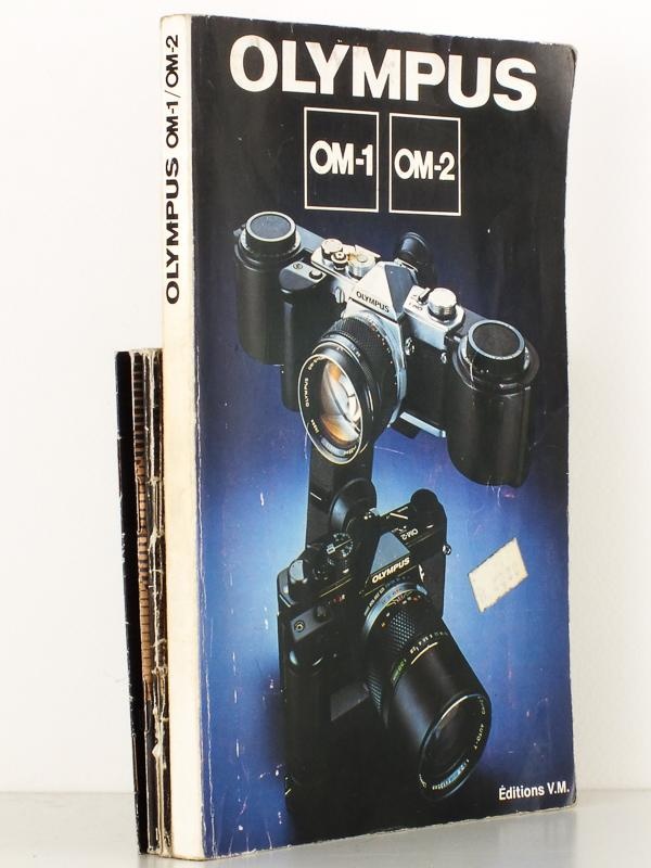 Olympus O-M1 , O-M2, Manuel pratique d'utilisation: BOUHOT, Gérard ;