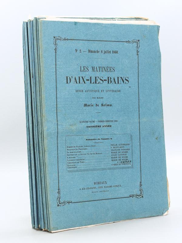 ViaLibri Rare Books From 1860