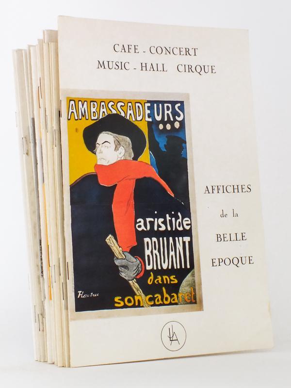 Lot de 27 catalogues de ventes aux: LABAT, Jean Alain