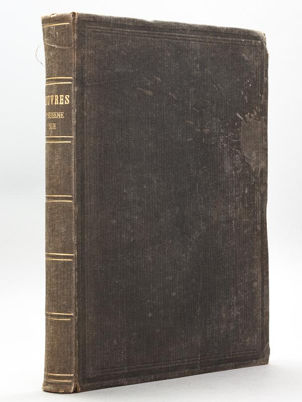 Sept péchés capitaux. L'Orgueil. L'Envie. La Colère. La Luxure. La Paresse. L'Avarice (Éd.1852) - Eugène Sue