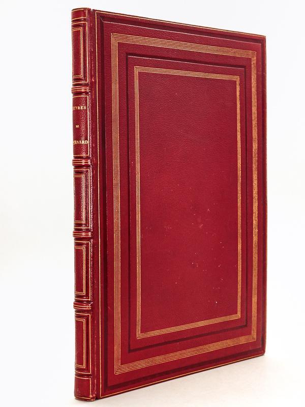 Oeuvres de P. J. Bernard, ornées de: BERNARD, P. J.