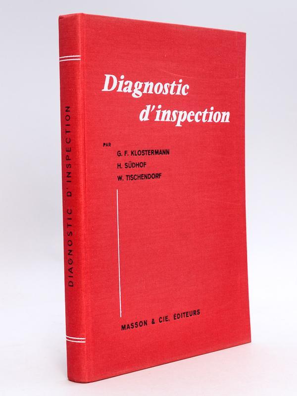 Diagnostic d'Inspection: KLOSTERMANN, G. F.
