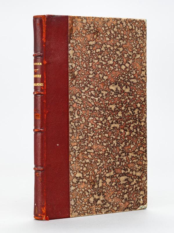 Colonies allemandes impériales et spontanées [ Edition: HAUSER, Henri
