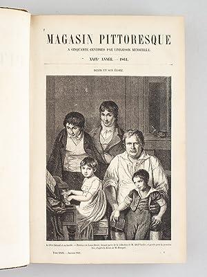 Le Magasin Pittoresque. Vingt-neuvième Année 1861 - Trentième Année ...