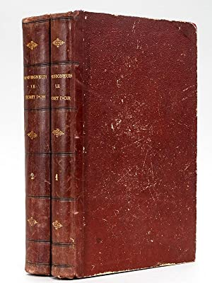 Monseigneur. Le Secret d'Or. (2 Tomes - Complet): SAUNIERE, P. [ Paul, 1829-1894 ]