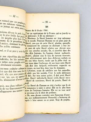 Société des Nations et Gouvernement International.: PELLAT, A.J.