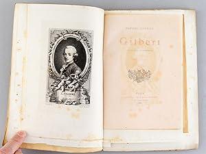 Poésies diverses de Gilbert: GILBERT