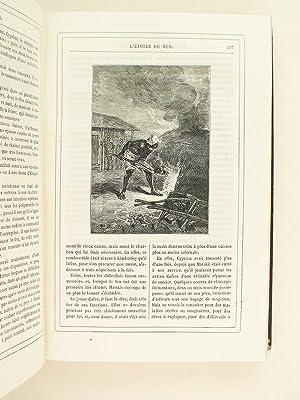 Magasin d'Education et de Récréation et Semaine des Enfants réunis. (1884...