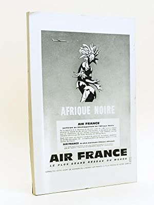 Revue du Tourisme Africain. Numéro Spécial Album 1961. Dakar Porte Océane. C&...