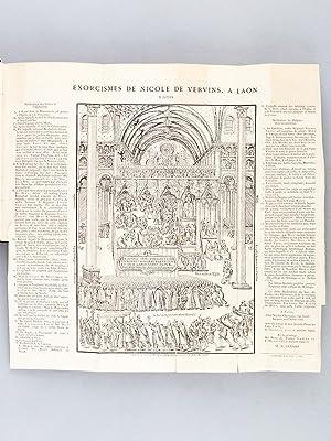 Histoire de Nicole de Vervins d'après les Historiens contemporains et témoins ...