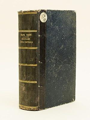 Francisci Vigeri Rotomagensis De praecipuis Graecae Dictionis: VIGIER, François ;