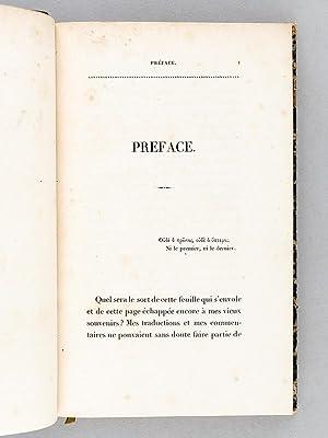 Chants du Peuple en Grèce (2 Tomes - Complet): MARCELLUS, M. de ; [ MARCELLUS, Vicomte ...