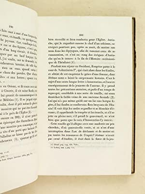 Histoire de Saint Jérôme, Père de l'Eglise au IVe siècle ; Sa vie, ...