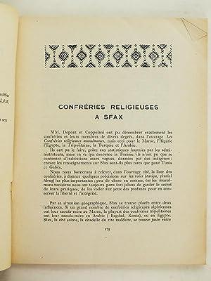 En Terre d'Islam. La Revue Française du Monde Musulman. Quatrième trimestre 1942...