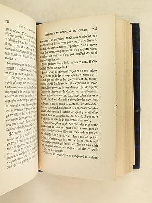 Vie de M. Antonin Chaussinand, Prêtre de Saint Sulpice, Supérieur du Grand Sé...