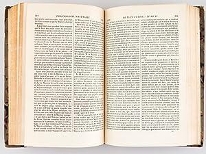 Choix de Chroniques et Mémoires sur l'Histoire de France, avec notices biographiques ...