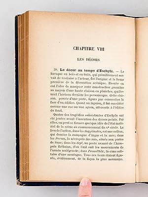 Dionysos. Etude sur l'organisation matérielle du Théatre athénien. [ ...