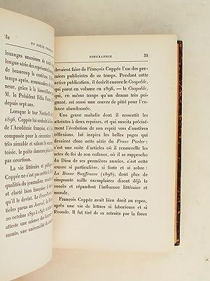Un Poète Français (François Coppée): DRUILHET, Georges