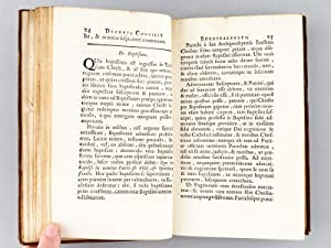 Decreta Conciliorum Provincialium Annis MDLXXXIII & MDCXXIV Burdigalae Celebratorum A. s. Sede ...