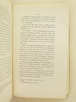 Essai historique sur l'Education des Clercs dans l'Eglise depuis N.-S. J.-C.: MARCAULT, O...
